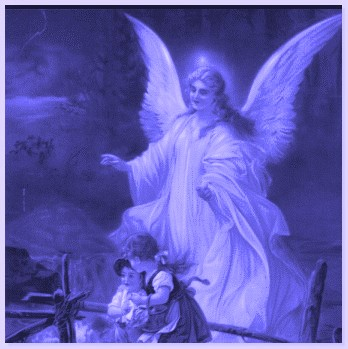 angel protector en vidente medium