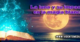 magia blanca luna