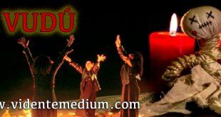 Vudú rituales magia y religión africana